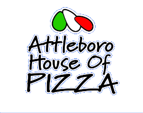 Attleboro House of Pizza logo